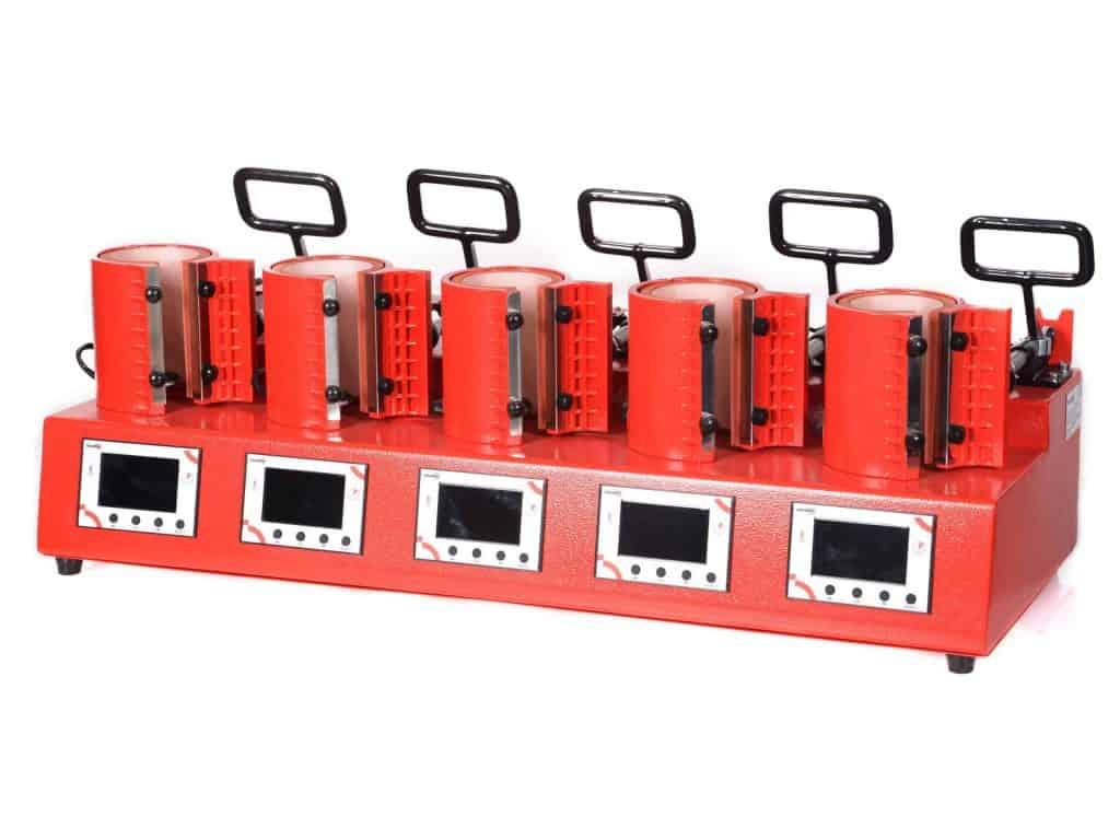 Secabo Tassenpresse TM5 front
